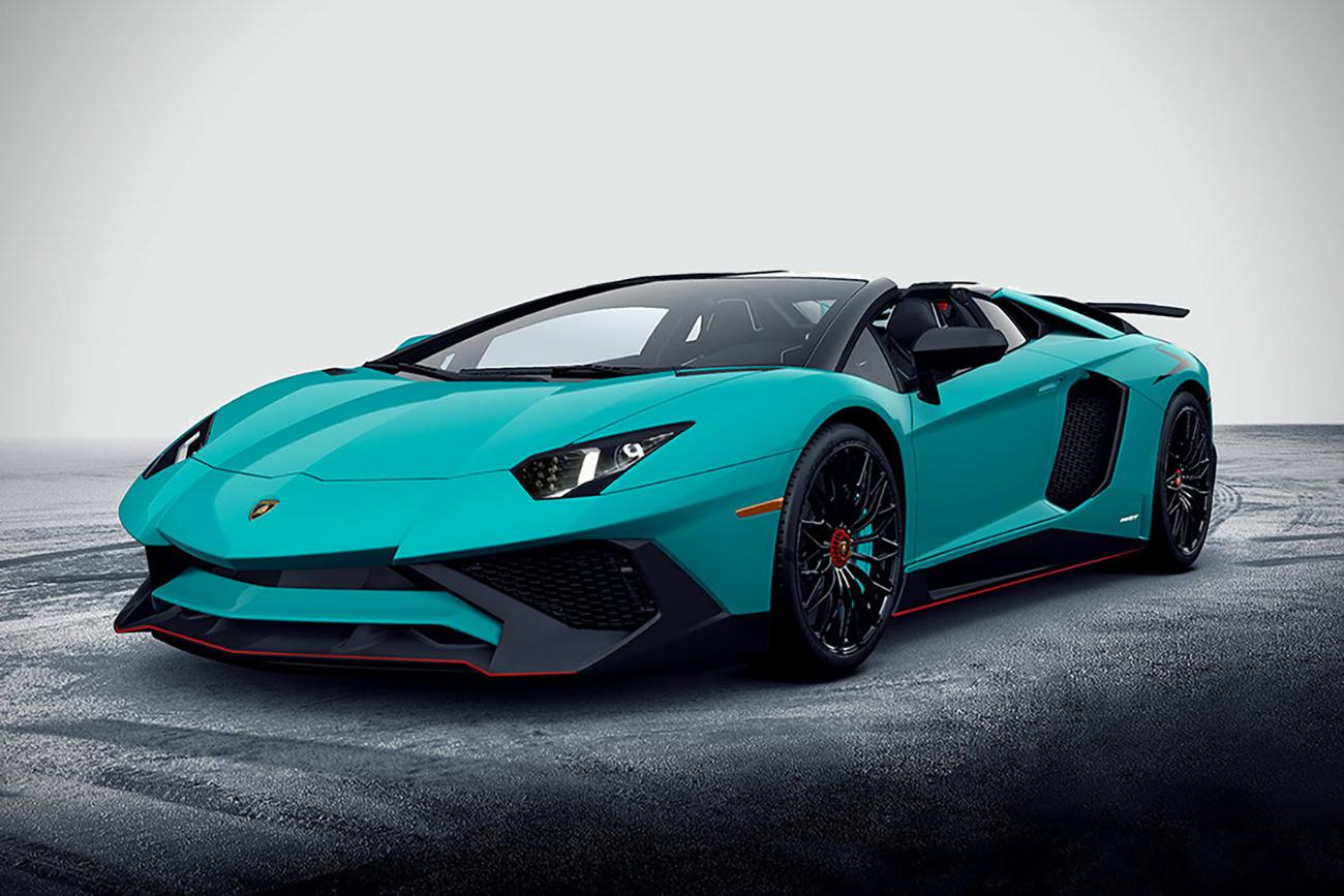 Passion For Luxury 2017 Lamborghini Aventador Lp 750 4