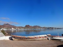 Golden Years Day Life In City Of Guaymas