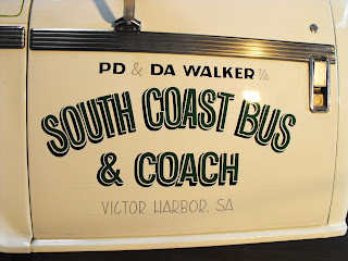Traditional Signwriters Australia Hand Painted Dodge Truck Transport Company Signage Dobell Signs Australia