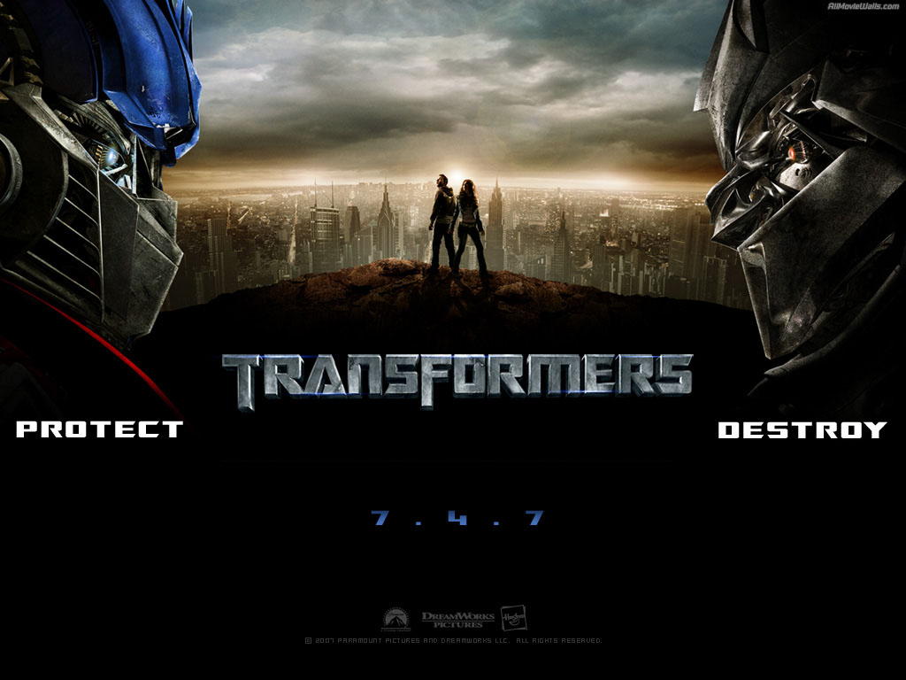 Transformers (2007) | Download Free MOVIES from MEDIAFIRE Link