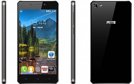 Harga Mito Fantasy Max A38 dan Spesifikasi, Smartphone Android Lollipop Murah