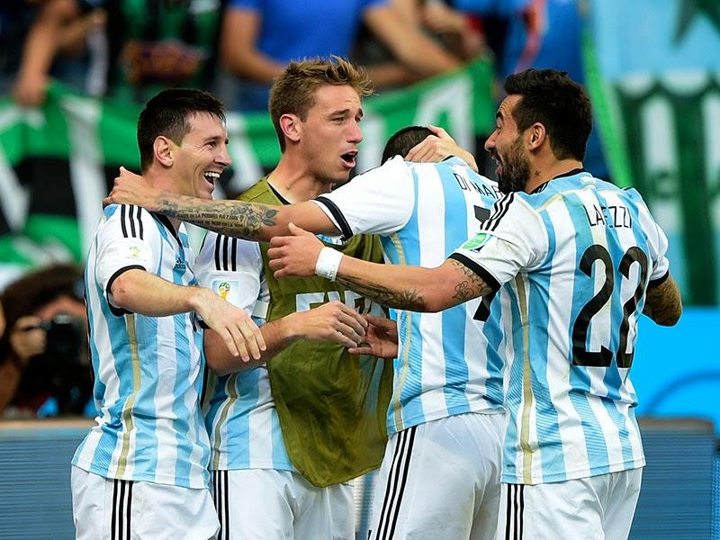 Messi, Mundial Brasil 2014, parte 3