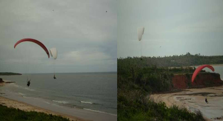 Paraglider São Luís