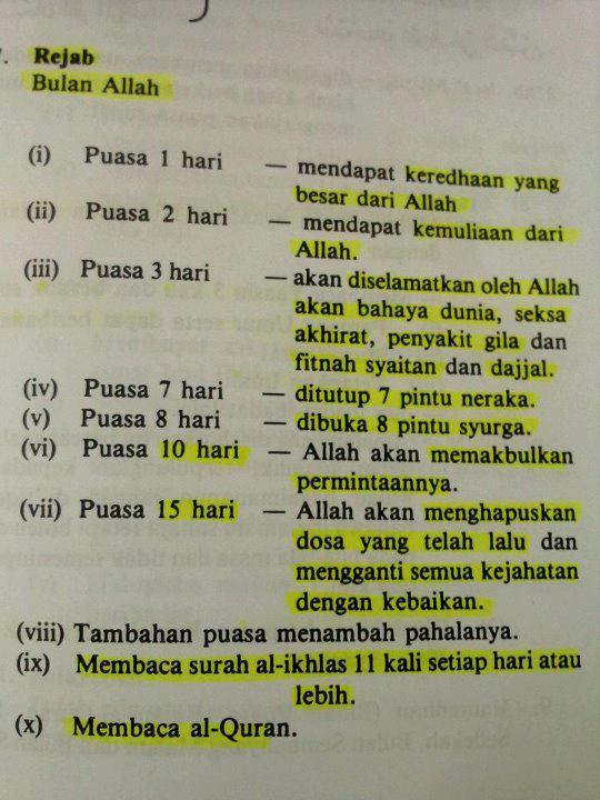 bacaan keluarga niat puasa ramadhan sunnah syawal niat puasa ramadhan ...