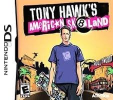 Tony Hawks American Sk8Land   Nintendo DS