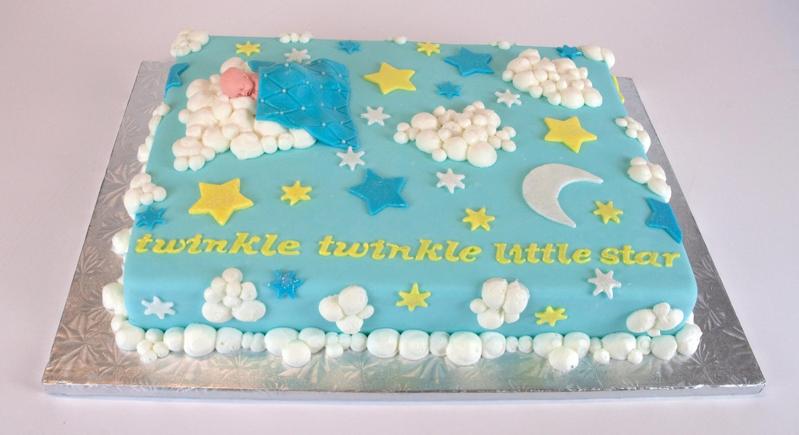 Sugarbird Sweets and Cakery: Baby Cakes, shower cakes and birthday ... : baby quilt cake - Adamdwight.com