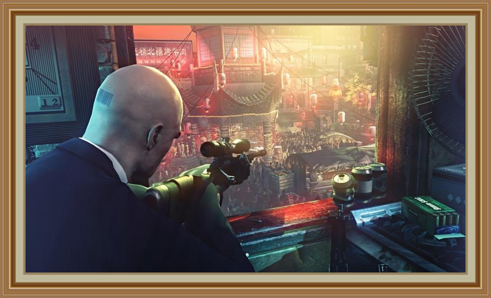 Hitman 5 Absolution PC Game Screenshot 1 By Farhankayani.Blogspot.com