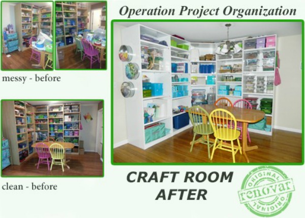 Reveal Pictures for Operation: Project Organize - from Renovar Design at Managing a Home