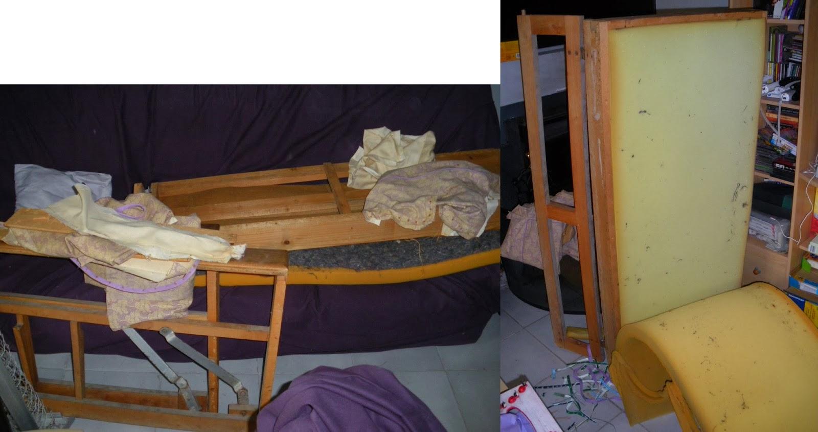 les bricol 39 d 39 la tortue r novation de canap. Black Bedroom Furniture Sets. Home Design Ideas