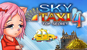 Download Sky Taxi 4: Top Secret v1.0 Cracked F4CG
