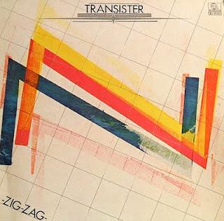 TRANSISTER-ZIG-ZAG, LP, 1979, NETHERLANDS