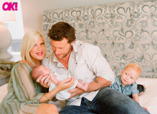 Photo albums of tori spelling baby
