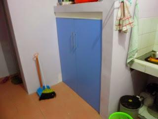 pintu lemari dapur cor semarang