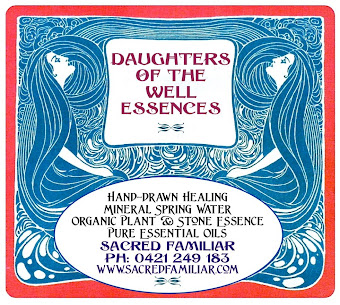 Daughters of the Well Plant & Water Essences