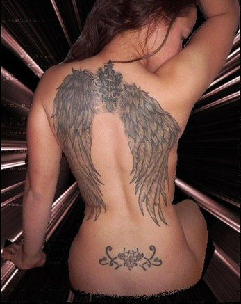 Wing Tattoos Designs