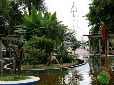 Santander Park Leticia