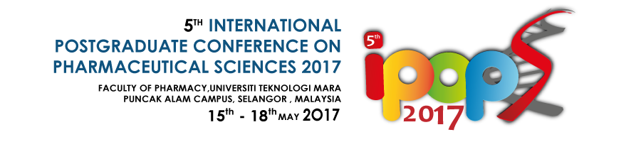 International Postgraduate Conference on Pharmaceutical Sciences (IPOPS)2017