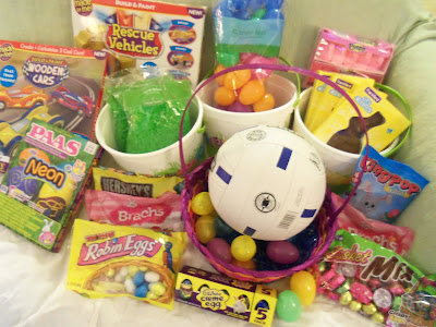 Lille punkin cheap easter basket ideas for large families all of this just 53 negle Image collections