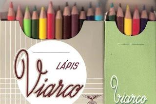 ... dos Lápis de cor da Viarco