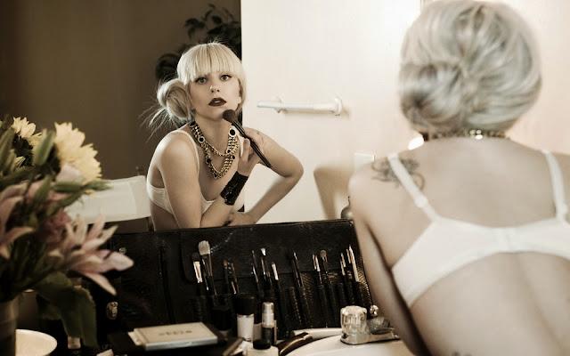 Exclusive Lady Gaga