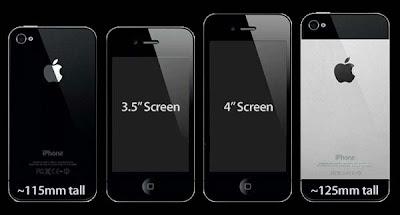 iPhone 5 Body