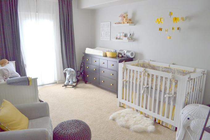 Favori Idée déco chambre bébé - Bébé et décoration - Chambre bébé - Santé  HY42