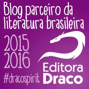 Parceria oficial com a Editora Draco
