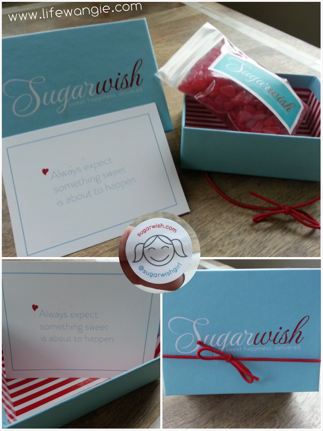 PopSugar Must Have February 2014 Sugarwish Gift