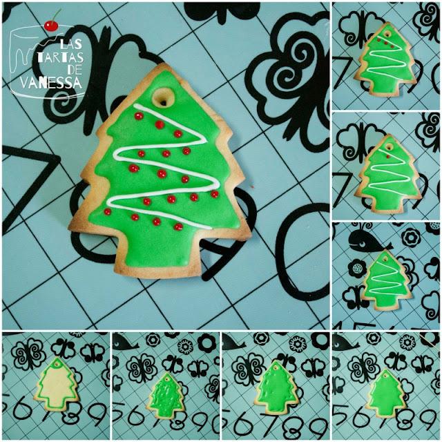 tutorial galletas de navidad