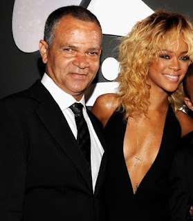 rihanna father marriage blessings