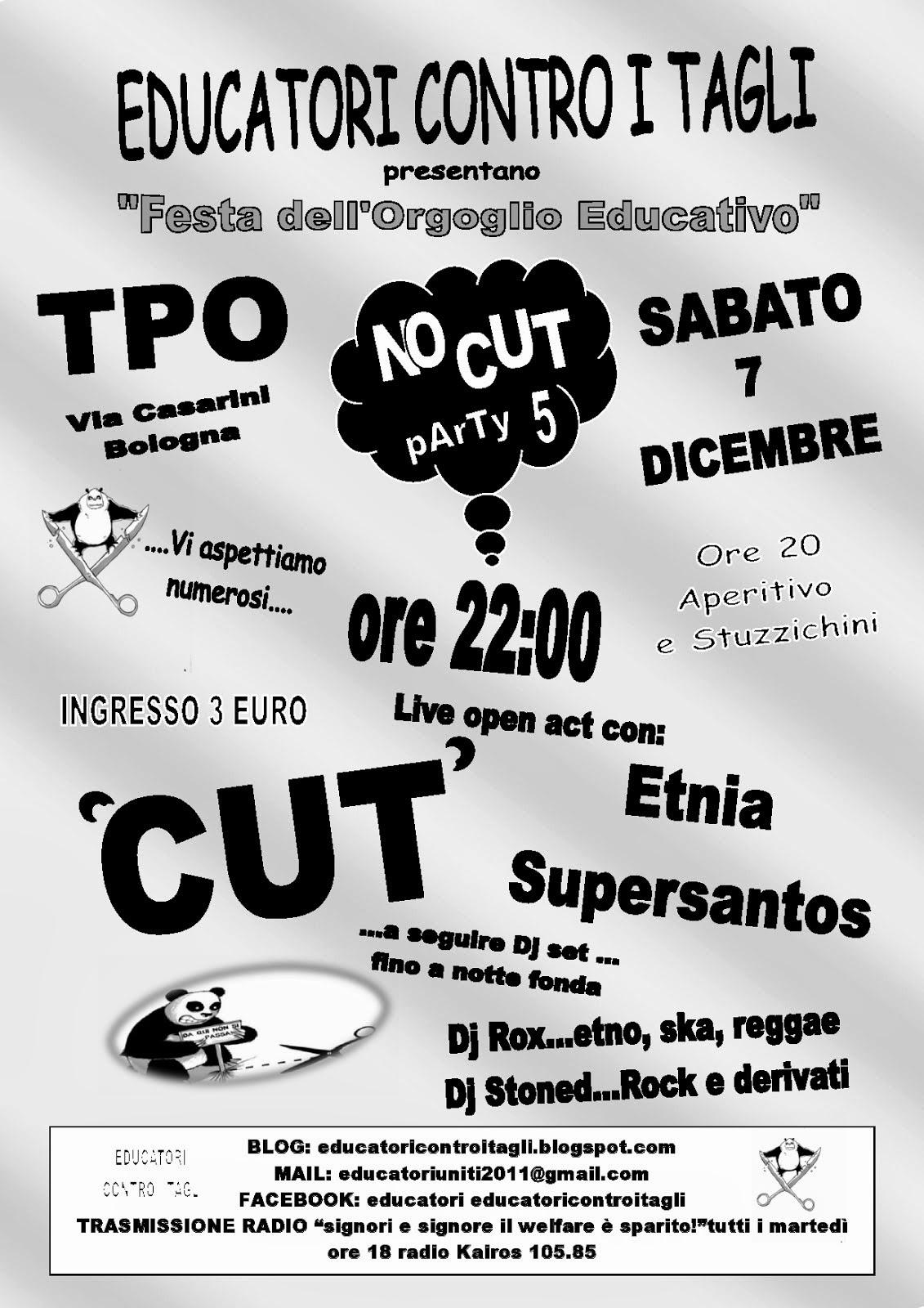 FESTA DELL'ORGOGLIO EDUCATIVO