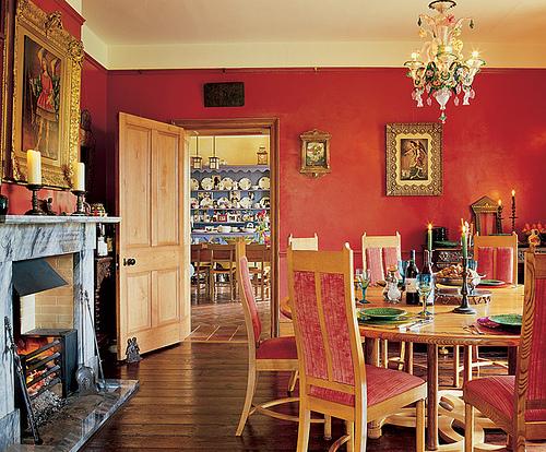 Dining room decoration
