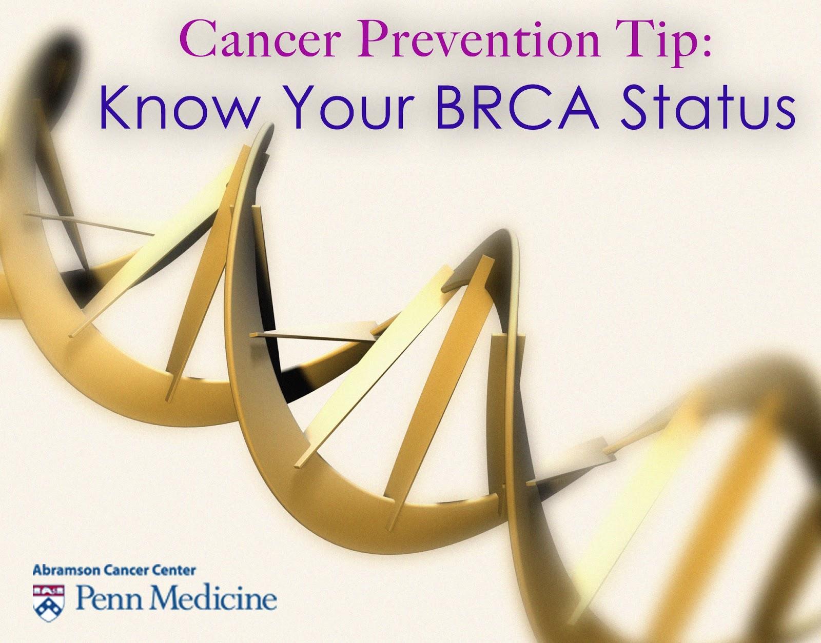 BRCA-Gene-Mutation