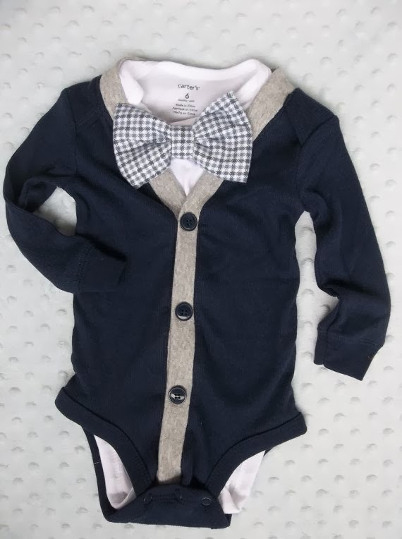 http://www.etsy.com/listing/155484275/baby-boy-cardigan-onepiece-grey-gingham?utm_source=Pinterest&utm_medium=PageTools&utm_campaign=Share