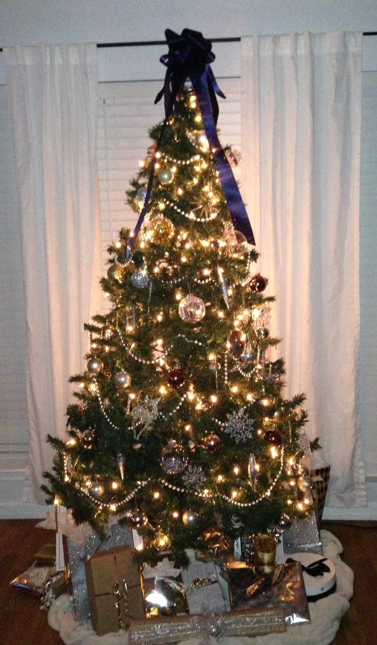 Best 28 - Christmas Trees At Dollar General - how to string lights on a prelit tree 5 steps ehow ...