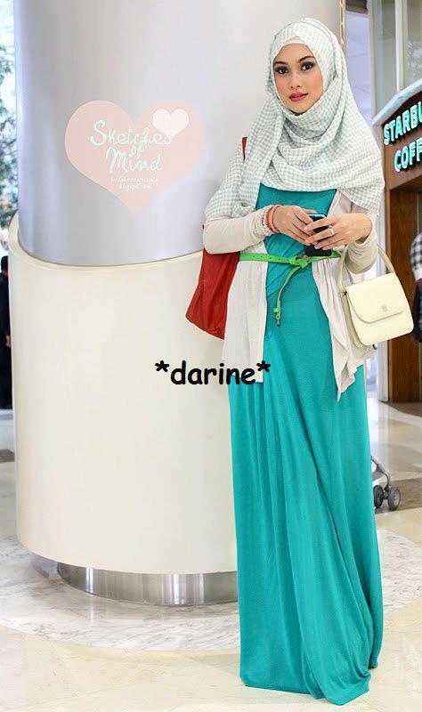 Hijab style clothes hijab vetement hijab 2013 hijab et voile mode style mariage et fashion - Foto moderne dressing ...