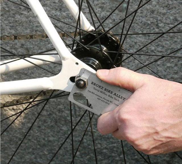 Mecânico de bicicletas