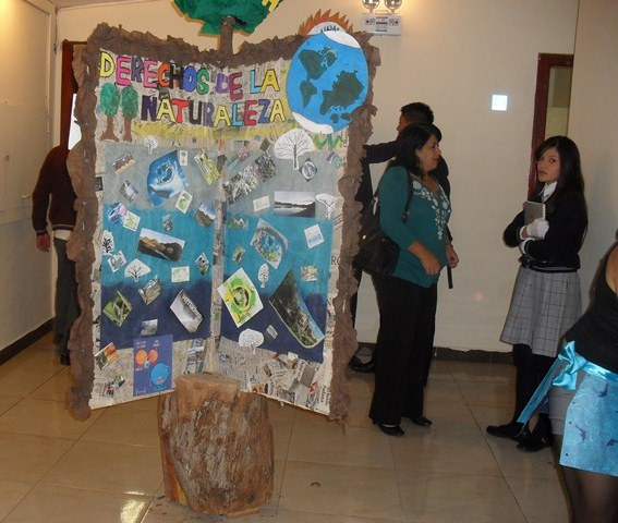 Frente de Mujeres - Defensoras de la Pachamama