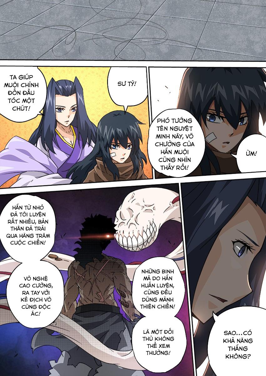 Quyền Bá Thiên Hạ chap 184 - Trang 8