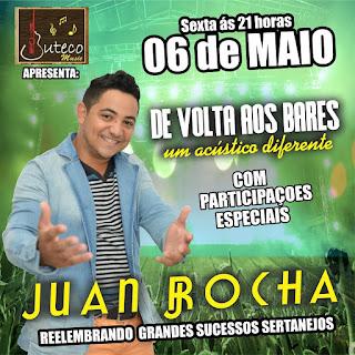 Juan Rocha no Buteco dia 06