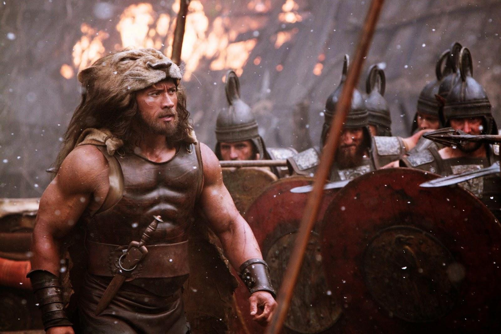 Hercules 2014 movie review