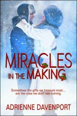 http://www.amazon.com/Miracles-Making-Adrienne-Davenport-ebook/dp/B00QUASQ7I/ref=la_B004SYM1GA_1_4?s=books&ie=UTF8&qid=1423079356&sr=1-4