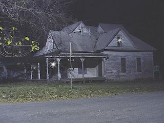 къщата на духовете