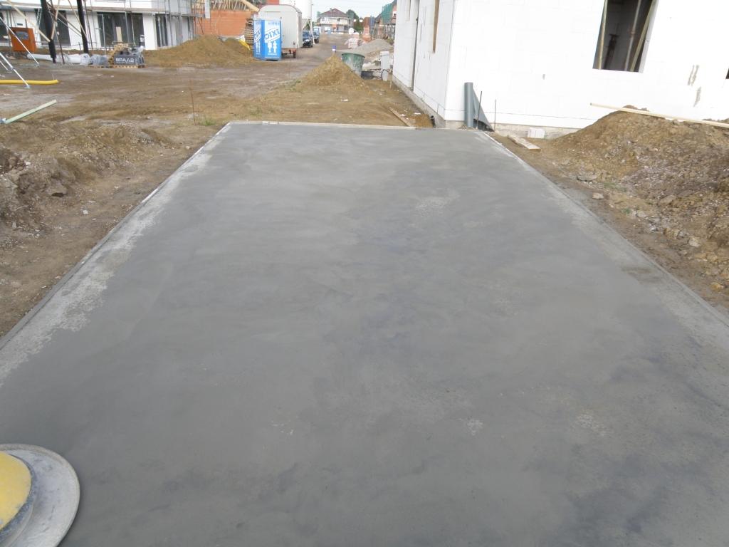 stein auf stein: die garage