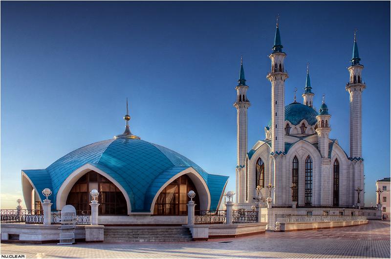 Islam Begitu Dekat dengan Masyarakat Rusia