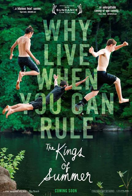 The kings of summer (Los reyes del verano) (2013) [DvdRip] [subtitulada]