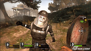 Riot Police Infected from left 4 Dead 2