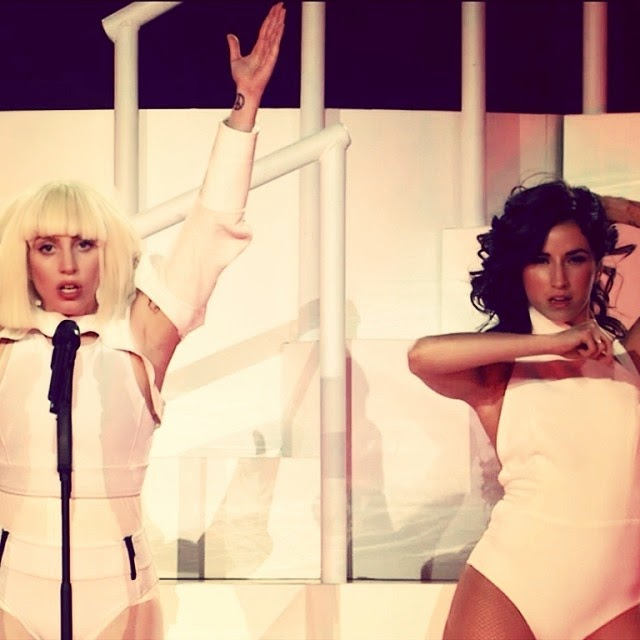 Lady Gaga y Sloan Taylor