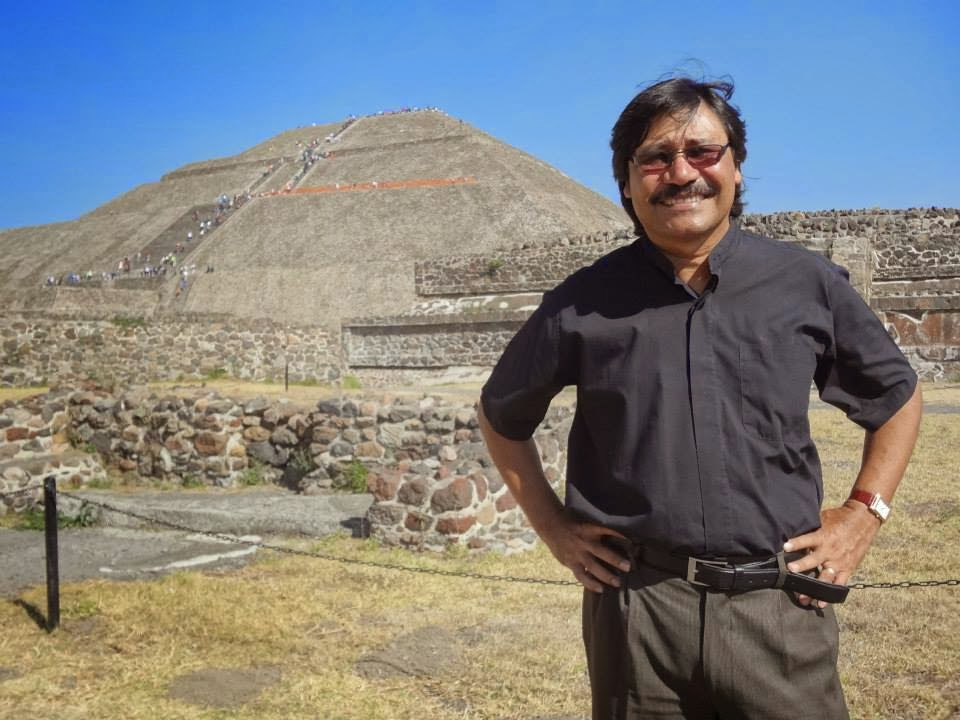 http://en.wikipedia.org/wiki/Teotihuacan
