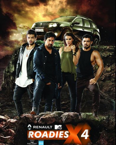 MTV 'Roadies X4' Upcoming Tv Show Plot Wiki |Judges |Audition |Promo |Host |Timing |Mtv India